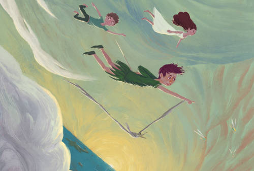 Peter Pan in Neverland